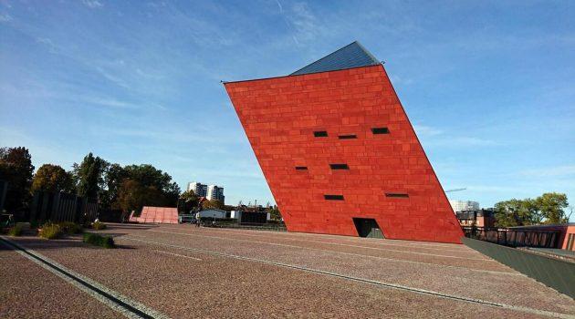 Museum of World War II in Gdansk