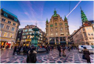 Shopping in Copenhagen