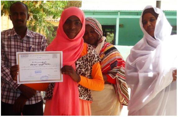 Children Education in Sudan