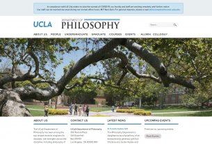Department of Philosophy - UCLA