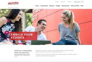 Enrich your studies - Griffith University