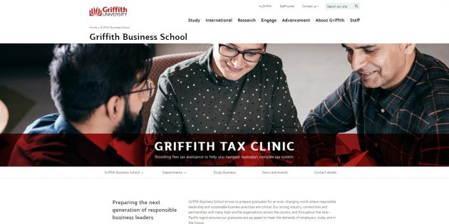 Griffith Business School - Griffith University