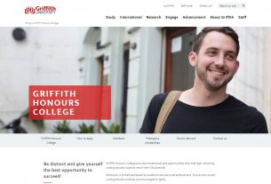 Griffith Honours College - Griffith University
