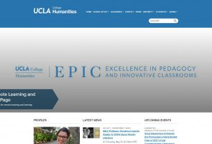 Humanities Division - UCLA