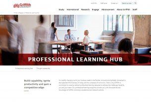 Professional Learning Hub - Griffith University