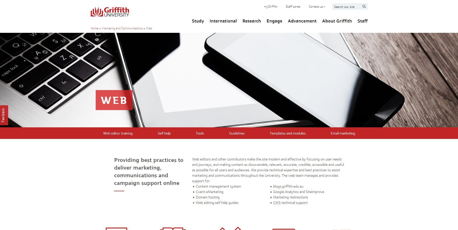 Web - Griffith University