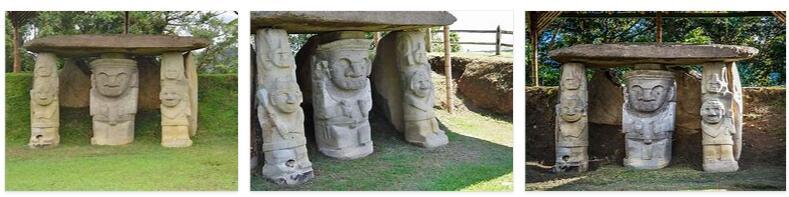 San Agustín Archaeological Park (World Heritage)