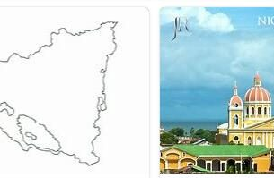 Cities and Places in Nicaragua