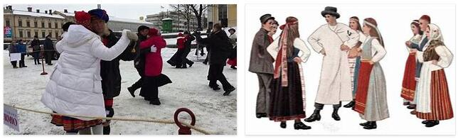 Finland Music and Dance