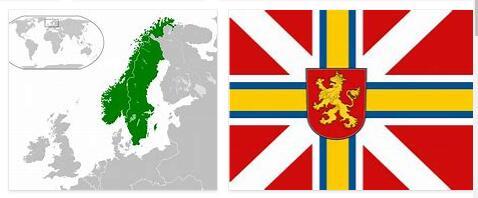 Norway History - The Swedish Union