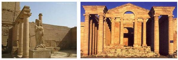 Ruins of the Parthian City of Hatra (World Heritage)