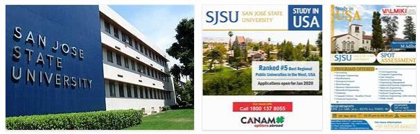 Study in San Jose State University 1