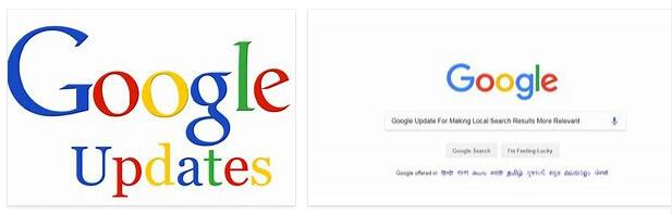 What are Google Updates
