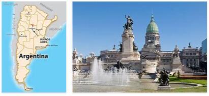 Argentina Main Cities